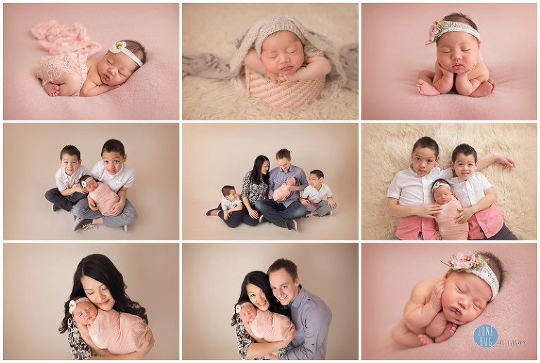 Mill creek baby photography