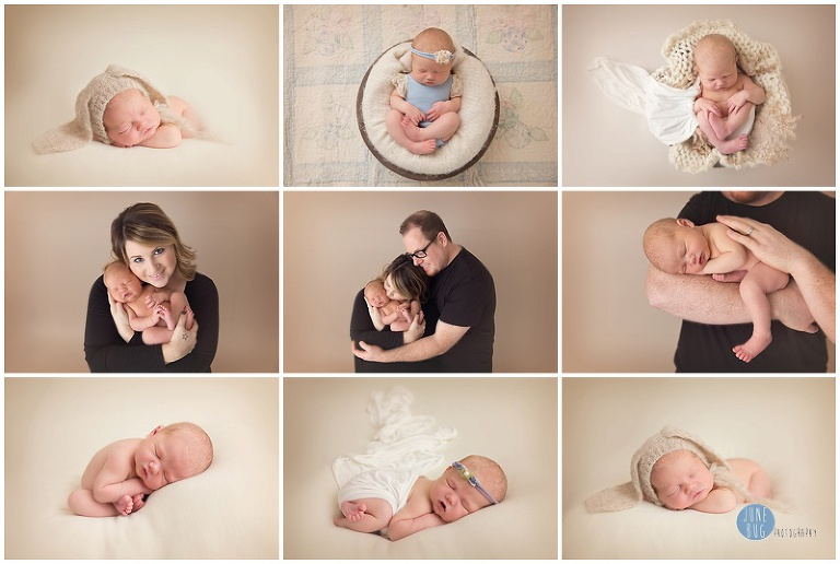 Mill creek newborn photography